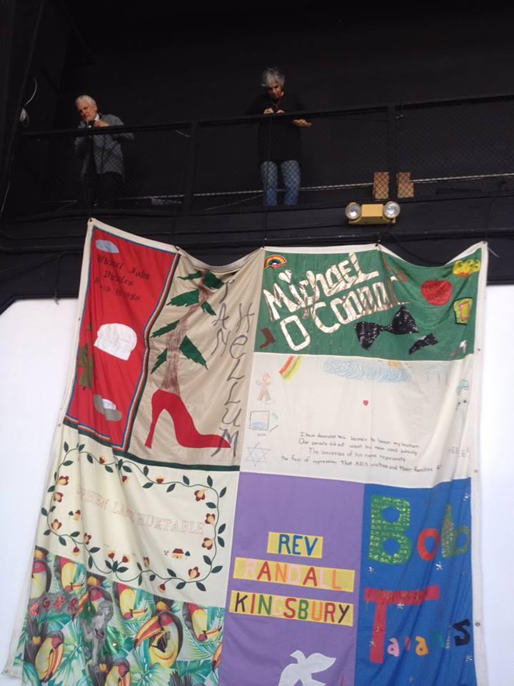 Names Project Aids Memorial Quilt Tour