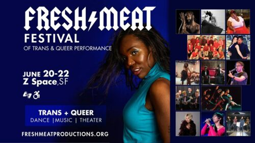 Sean Dorsey Dance   Fresh Meat Festival 2019
